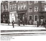 Paleisstraat 5 mei 1945